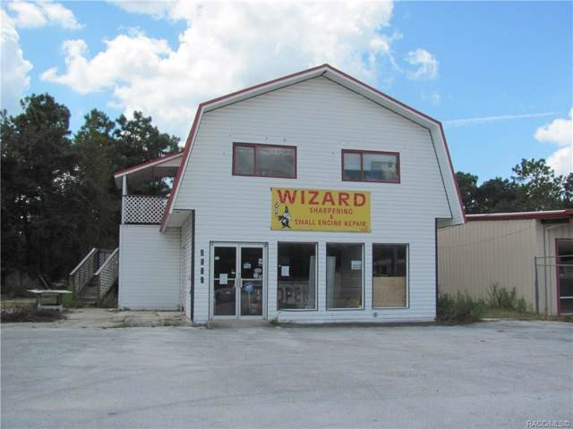 4990 S Suncoast Boulevard, Homosassa, FL 34446 (MLS #786420) :: Pristine Properties