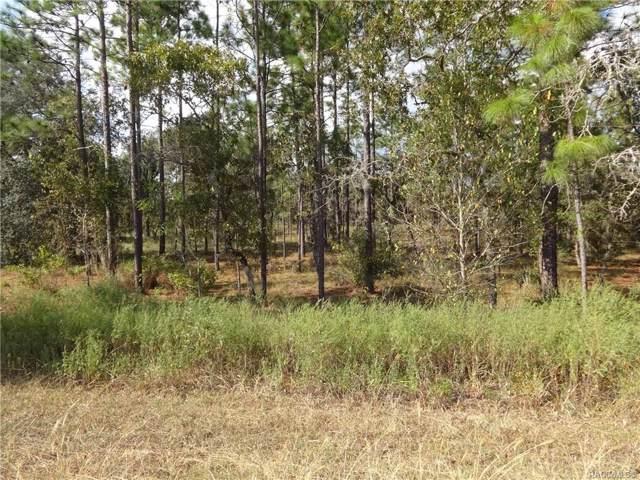 0 SW 85th Place, Dunnellon, FL 34431 (MLS #786458) :: Pristine Properties