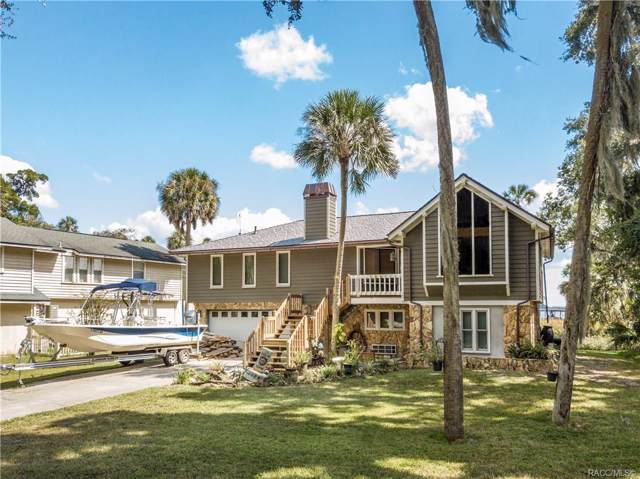 1534 NW 17th Court, Crystal River, FL 34428 (MLS #786493) :: Plantation Realty Inc.