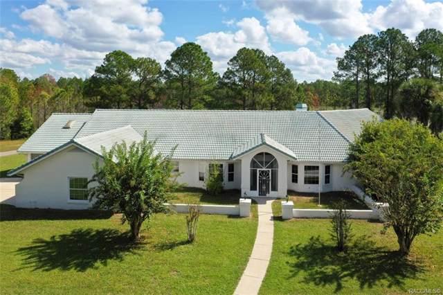 4301 E Aero Place, Hernando, FL 34442 (MLS #786494) :: Plantation Realty Inc.