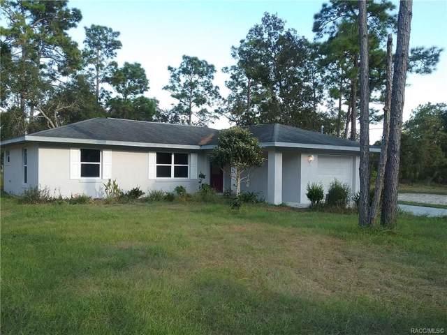 5373 S Heloise Terrace, Homosassa, FL 34448 (MLS #786537) :: Plantation Realty Inc.