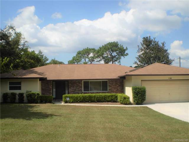 2793 W Fairway Loop, Citrus Springs, FL 34434 (MLS #786554) :: 54 Realty