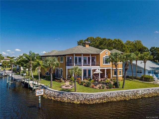 5240 S Mystic Point, Homosassa, FL 34448 (MLS #786567) :: Plantation Realty Inc.