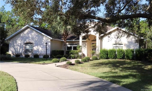 4693 W Tomahawk Drive, Beverly Hills, FL 34465 (MLS #786584) :: Plantation Realty Inc.