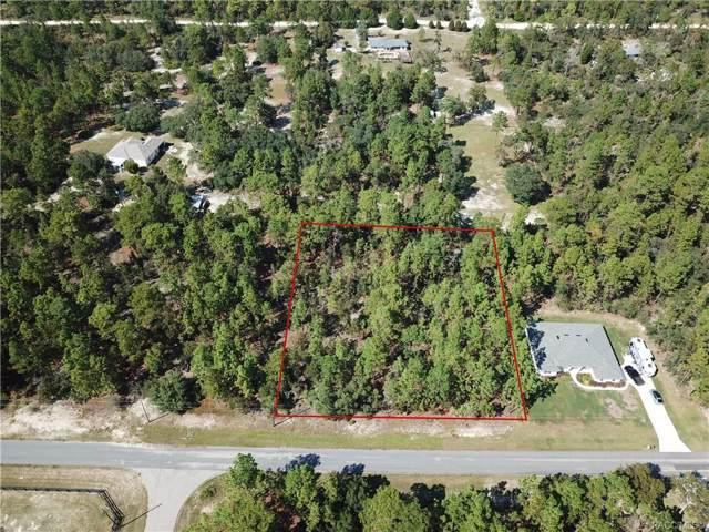 6413 W Conestoga Street, Beverly Hills, FL 34465 (MLS #786609) :: Plantation Realty Inc.