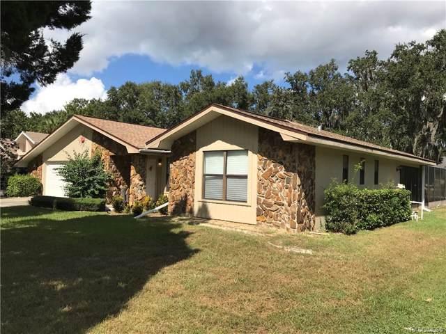 11825 W Riverhaven Drive, Homosassa, FL 34448 (MLS #786629) :: Plantation Realty Inc.