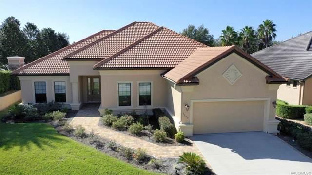 1392 N Ridge Meadow Path, Hernando, FL 34442 (MLS #786659) :: Pristine Properties