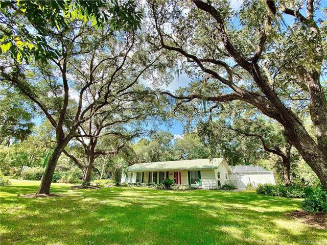 4718 Riverside Drive, Yankeetown, FL 34498 (MLS #786679) :: Pristine Properties