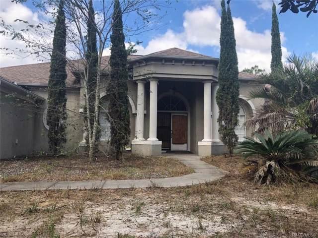 6019 W Rio Grande Drive, Beverly Hills, FL 34465 (MLS #786681) :: Plantation Realty Inc.