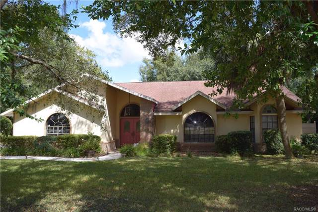 2575 W Antioch Lane, Lecanto, FL 34461 (MLS #786688) :: Plantation Realty Inc.