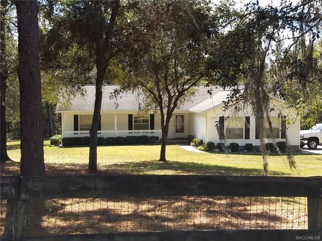 3242 E Fawn Court, Inverness, FL 34452 (MLS #786695) :: Plantation Realty Inc.