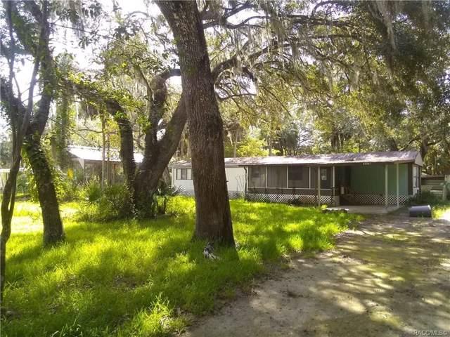 5850 SE 194th Street, Inglis, FL 34449 (MLS #786699) :: Pristine Properties