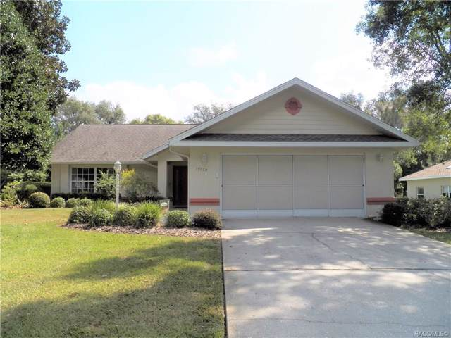19759 SW 93rd Lane Road, Dunnellon, FL 34432 (MLS #786723) :: Plantation Realty Inc.