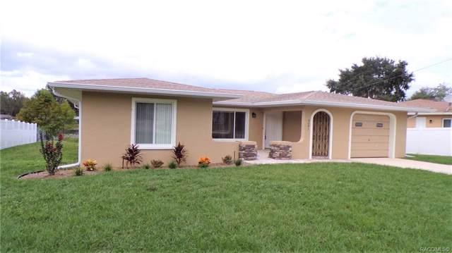 9041 E Aqua Vista Drive, Inverness, FL 34450 (MLS #786725) :: Plantation Realty Inc.