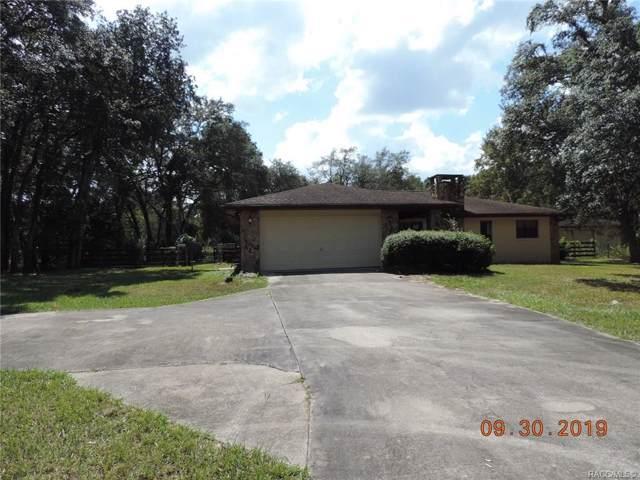 640 W Rusk Lane, Lecanto, FL 34461 (MLS #786728) :: Plantation Realty Inc.