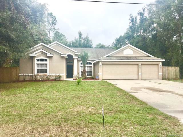 10014 N Ocean Drive, Citrus Springs, FL 34434 (MLS #786734) :: 54 Realty