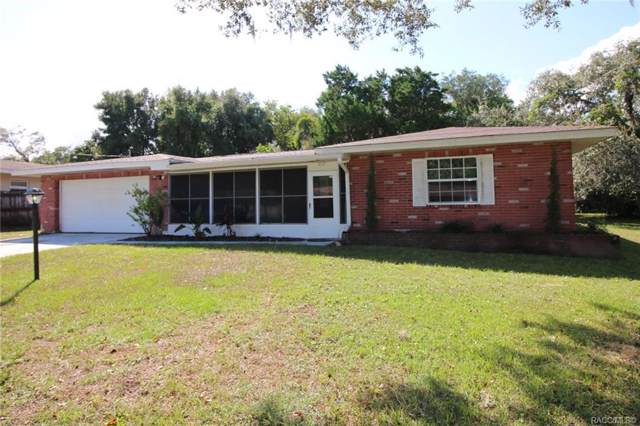 917 Stanford Terrace, Inverness, FL 34450 (MLS #786749) :: Plantation Realty Inc.