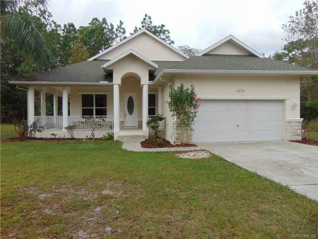 6976 N Neal Terrace, Citrus Springs, FL 34434 (MLS #786766) :: Plantation Realty Inc.