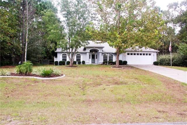 7789 N Fountainhead Drive, Citrus Springs, FL 34433 (MLS #786774) :: Plantation Realty Inc.