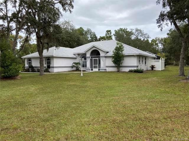 4301 N Canarywood Terrace, Beverly Hills, FL 34465 (MLS #786785) :: Plantation Realty Inc.