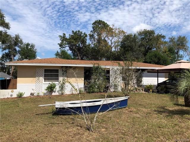 3535 E Suzie Lane, Inverness, FL 34452 (MLS #786786) :: Plantation Realty Inc.