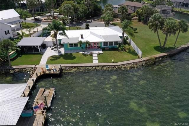 1125 N Crescent Drive, Crystal River, FL 34429 (MLS #786787) :: Plantation Realty Inc.