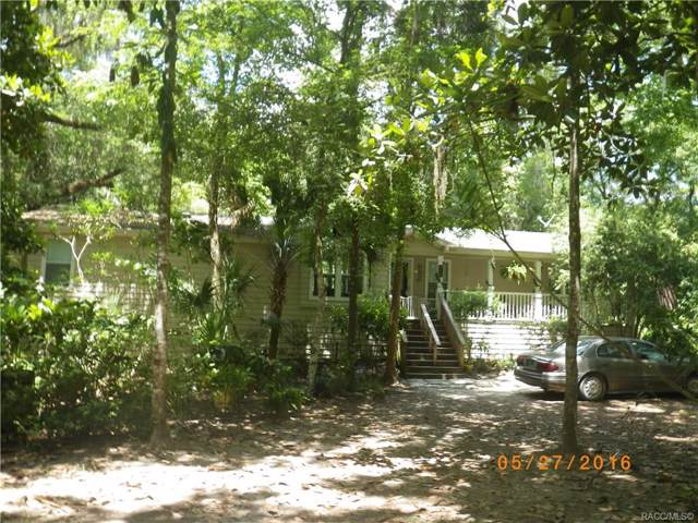 376 S Dew Plant Point, Crystal River, FL 34429 (MLS #786791) :: 54 Realty