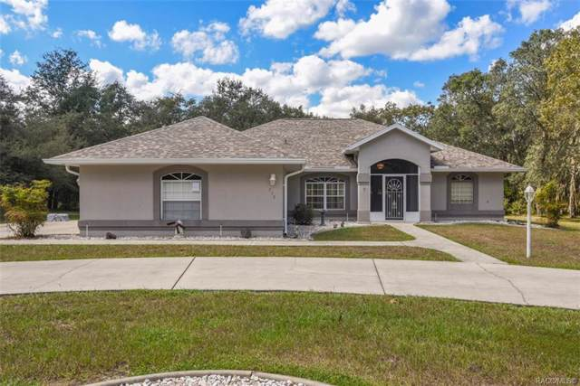 372 N Grandview Avenue, Hernando, FL 34442 (MLS #786794) :: Pristine Properties