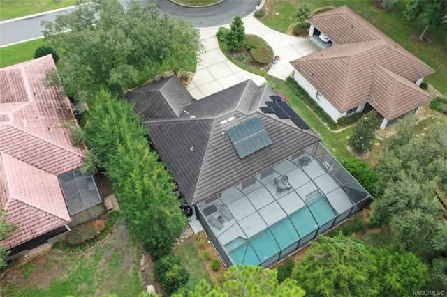 2860 N Osprey Ridge Point, Lecanto, FL 34461 (MLS #786804) :: Plantation Realty Inc.