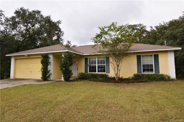 3404 S Rose Point, Inverness, FL 34450 (MLS #786830) :: Plantation Realty Inc.