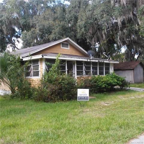 328 NE 11th Street, Crystal River, FL 34428 (MLS #786854) :: Plantation Realty Inc.