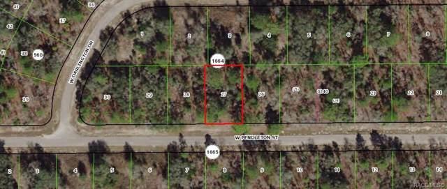 1223 W Pendleton Street, Citrus Springs, FL 34433 (MLS #786855) :: Plantation Realty Inc.