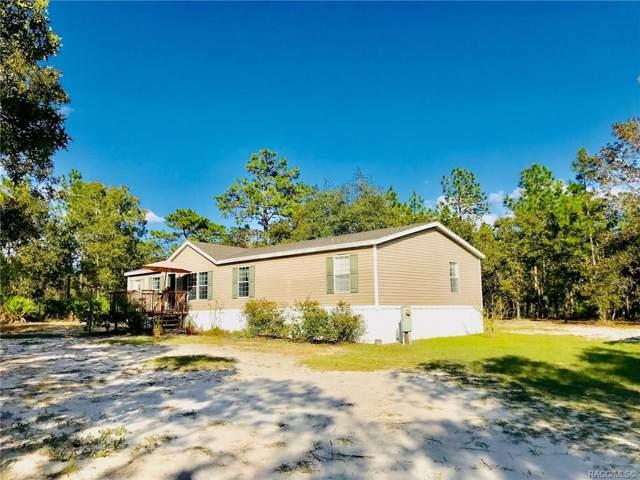 5825 N Geiger Terrace, Dunnellon, FL 34433 (MLS #786866) :: Plantation Realty Inc.