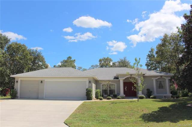 4 Cosmos Court E, Homosassa, FL 34446 (MLS #786870) :: Plantation Realty Inc.