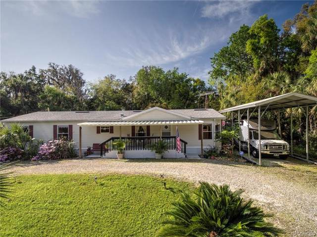 11088 W Rockhaven Lane, Homosassa, FL 34448 (MLS #786872) :: Plantation Realty Inc.