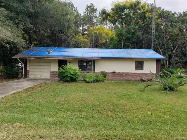 9708 W Sandra Street, Crystal River, FL 34428 (MLS #786874) :: Plantation Realty Inc.