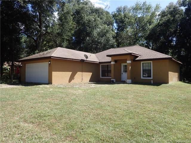 9674 W Dunnellon Road, Crystal River, FL 34428 (MLS #786876) :: Plantation Realty Inc.
