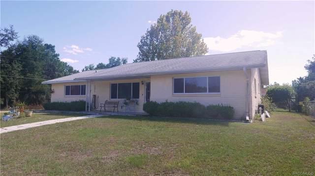 1174 SE 2nd Street, Crystal River, FL 34429 (MLS #786891) :: Plantation Realty Inc.