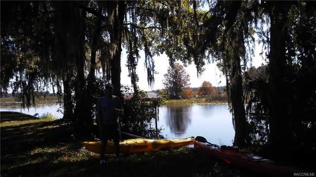 7936 E Gospel Island Road, Inverness, FL 34450 (MLS #786896) :: Plantation Realty Inc.