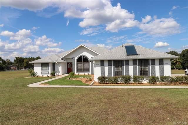 1091 E Hartford Street, Hernando, FL 34442 (MLS #786918) :: Pristine Properties