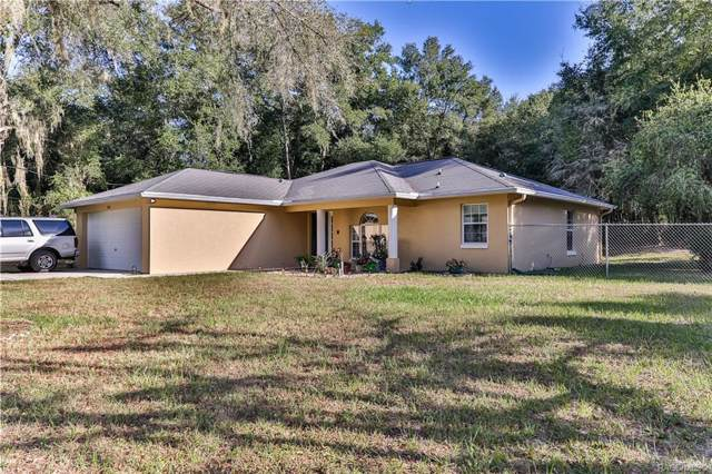 4016 E Scotty Street, Inverness, FL 34453 (MLS #786927) :: Plantation Realty Inc.