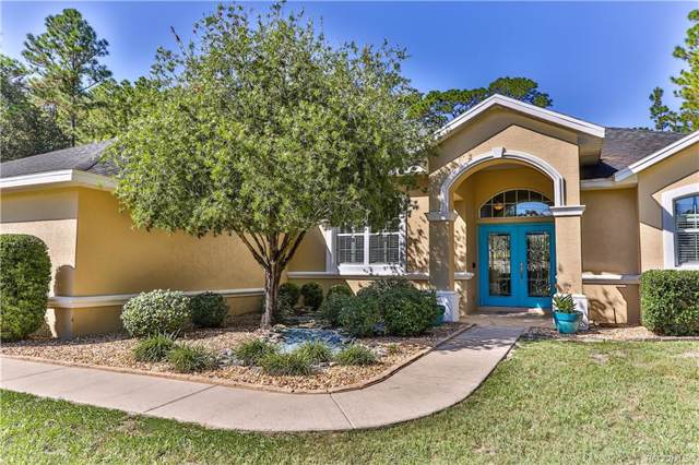 3309 W Mustang Boulevard, Beverly Hills, FL 34465 (MLS #786944) :: Pristine Properties