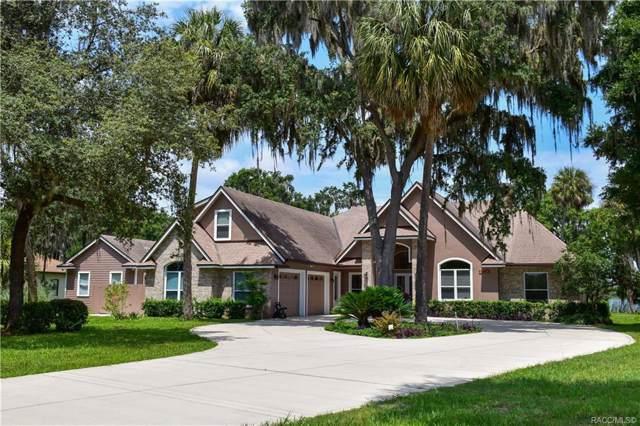 10932 N River Ranch Path, Crystal River, FL 34428 (MLS #786946) :: 54 Realty