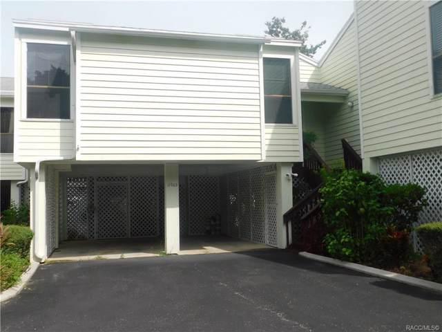 11965 W Edgeview Court, Crystal River, FL 34429 (MLS #786987) :: Pristine Properties