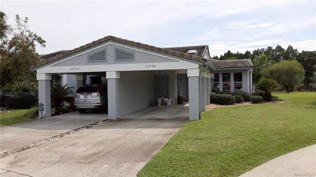 10936 W Cove Harbor Drive, Crystal River, FL 34428 (MLS #786995) :: Plantation Realty Inc.