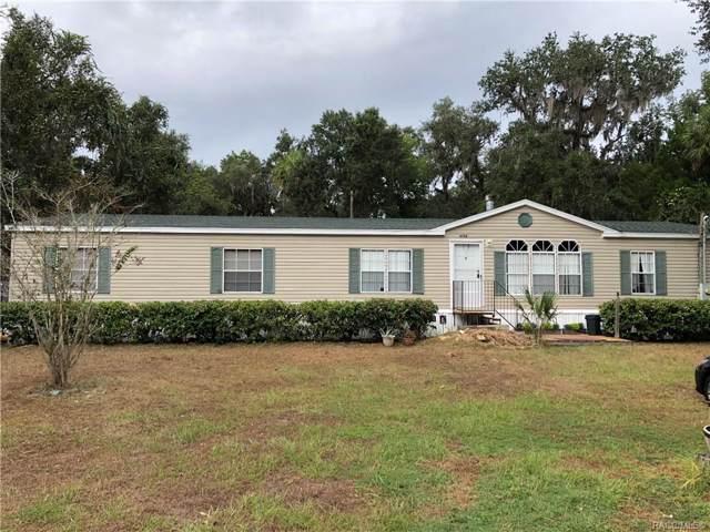 6722 S Bassett Drive, Homosassa, FL 34448 (MLS #787001) :: Pristine Properties