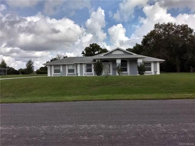 975 N Man O War Drive, Inverness, FL 34453 (MLS #787011) :: Plantation Realty Inc.
