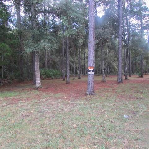 7634,7636 W Narcissus Lane, Homosassa, FL 34448 (MLS #787024) :: Pristine Properties
