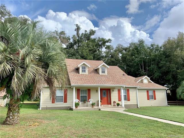 2925 SW 210 Avenue, Dunnellon, FL 34431 (MLS #787028) :: Plantation Realty Inc.