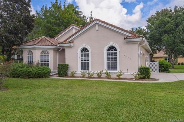 1735 N Bogey Point, Hernando, FL 34442 (MLS #787034) :: Plantation Realty Inc.